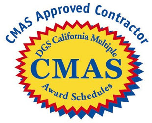 Image Access is an Approved Contractor for the California Multiple Award Schedules (CMAS)
